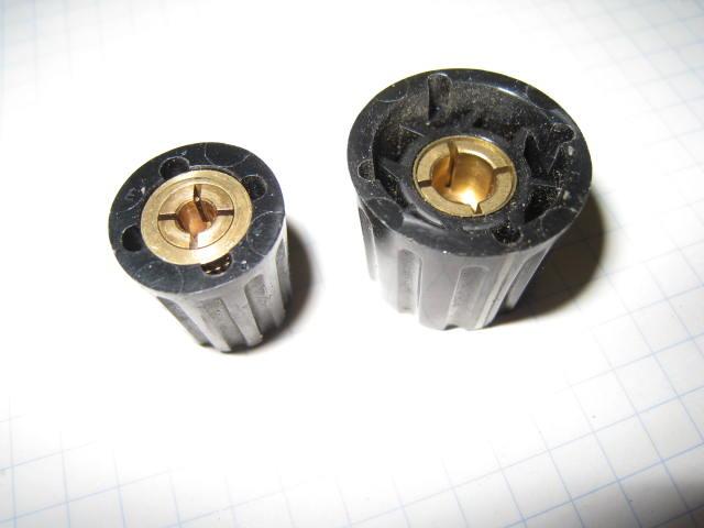 Dual Concentric Rotary Encoder